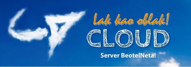 Beotel Cloud hosting