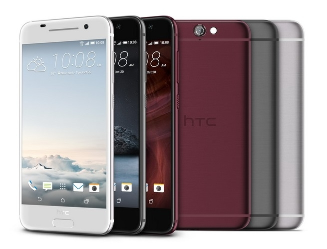 Test: HTC One A9