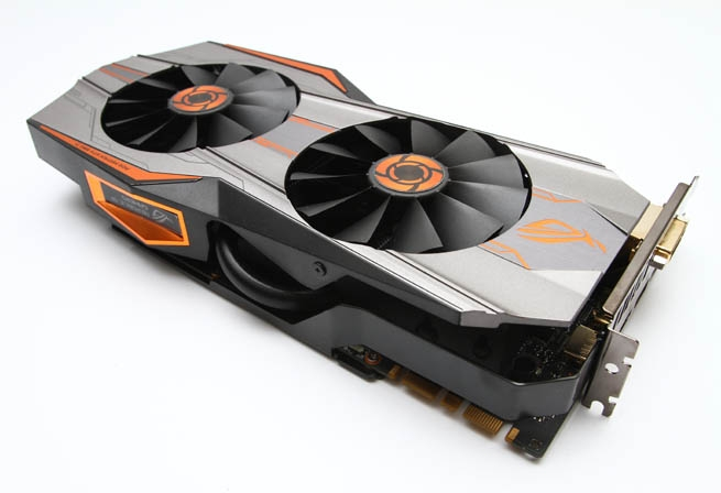 ASUS GeForce GTX 980 Ti Matrix Platinum