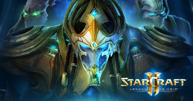 Opis igre: StarCraft II: Legacy of the Void