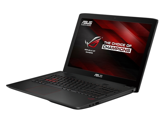 Test: ASUS GL552VW