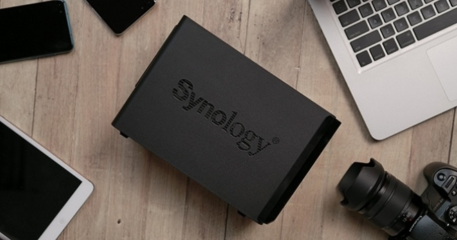 Test: Synology DS218+ NAS (Video)