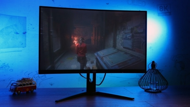 Test: AOC C27G1 - 144Hz gejming monitor (Video)