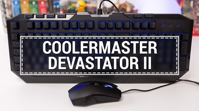 Test: Cooler Master Devastator II (VIDEO)