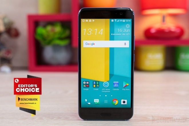 Test: HTC U11 (video)