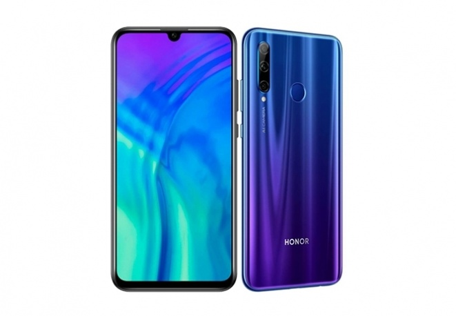 Test: Honor 20 Lite (Video)