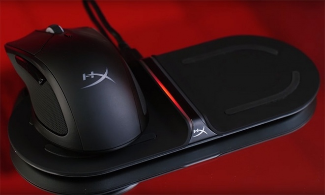 Test: HyperX Pulsefire Dart i ChargePlay Base (Video)