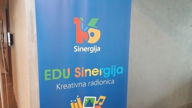 EDU dan na Sinergiji 16 (Video)