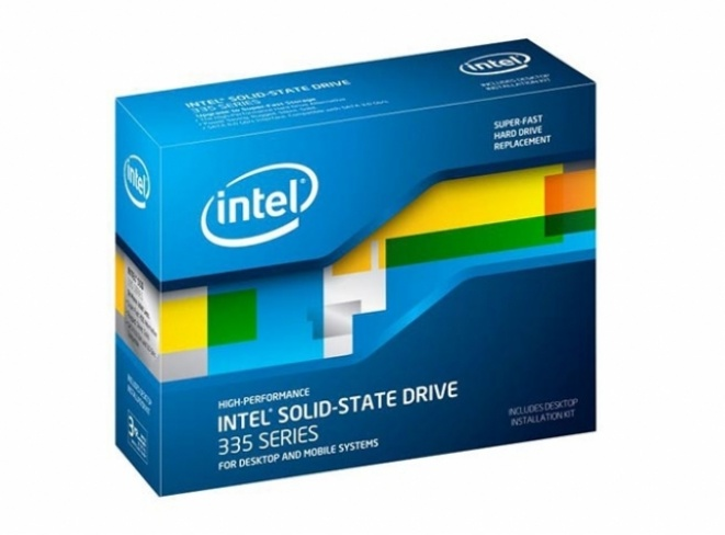 Test: Intel Series 335 240 GB