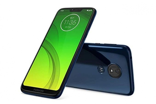 Test: Motorola Moto G7 Power (Video)
