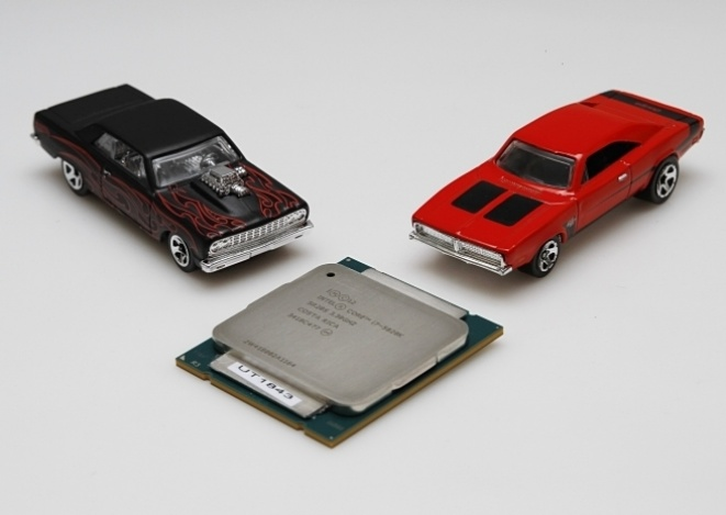 Test: Intel Core i7 5820K