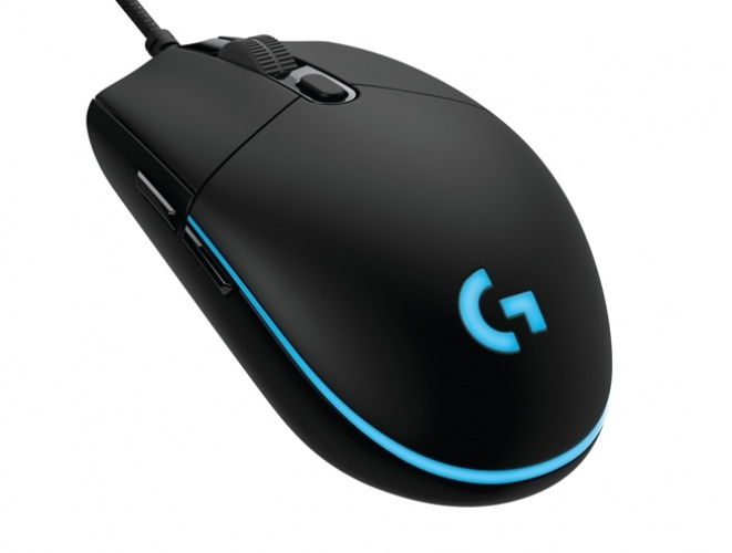 Test: Logitech PRO Gaming Mouse