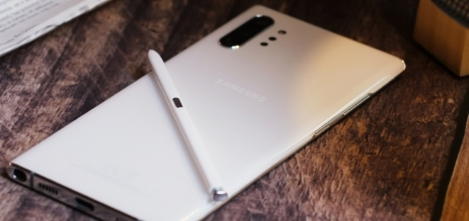 Test: Samsung Galaxy Note 10+ (Video)