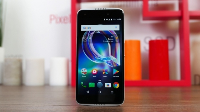 Test: Alcatel Idol 5S (Video)
