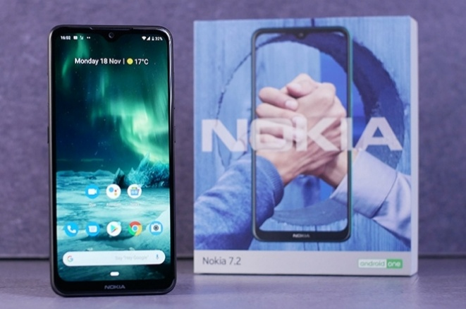 Test: Nokia 7.2 (Video)