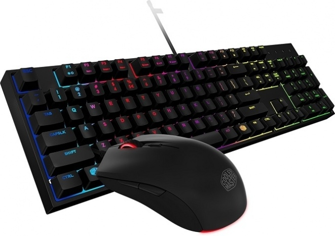 Test: Cooler Master MasterKeys Lite L