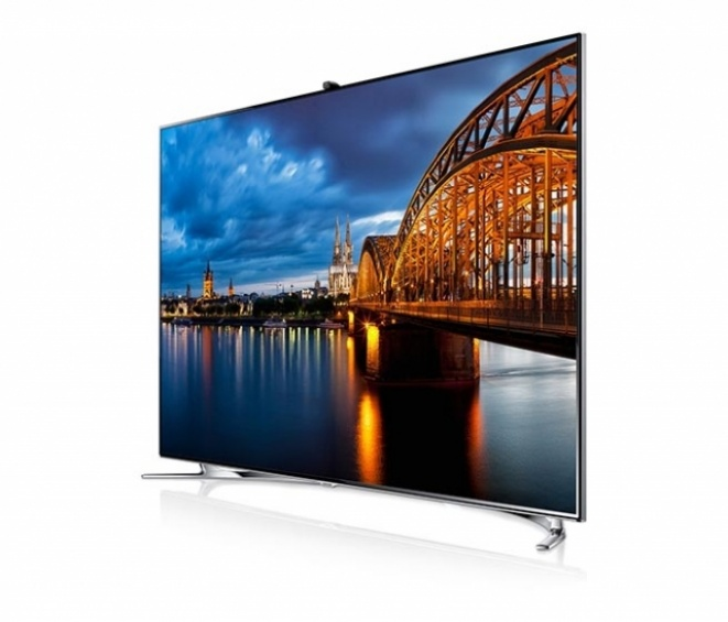 Test: Samsung 3D LED LCD 55F8000