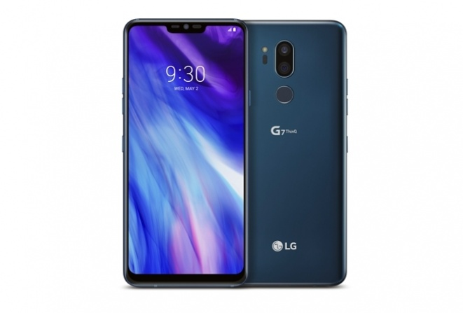 Test: LG G7 ThinQ (Video)