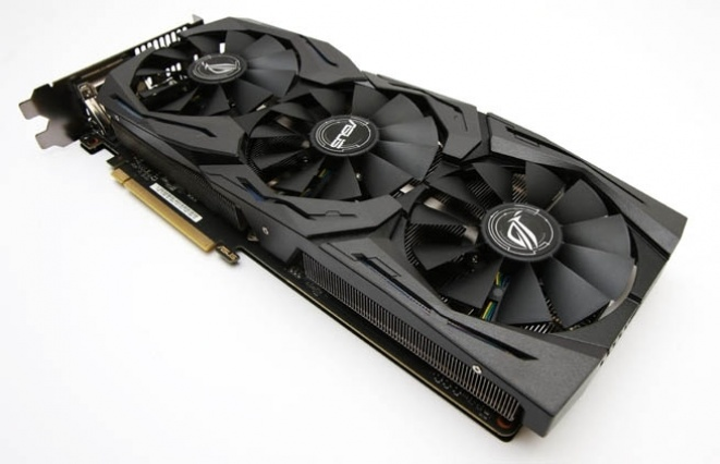 Test: Asus GeForce GTX 1080 Strix Gaming
