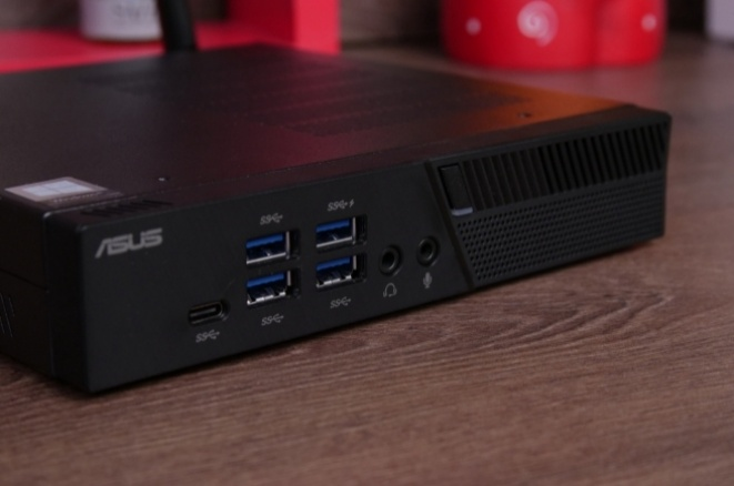 Test: Asus VivoMini PB40 mini PC