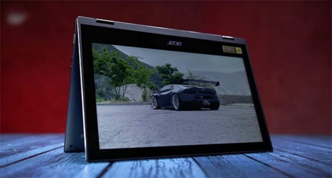 Test: Acer Spin 1 (Video)