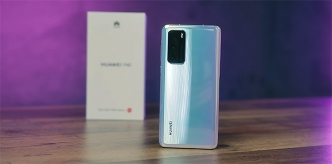 Test: Huawei P40 (Video)
