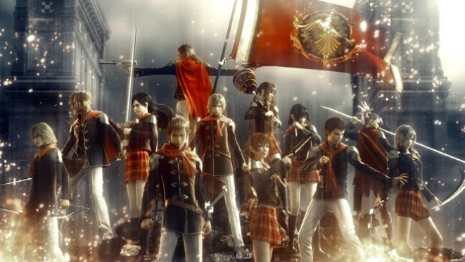 Opis igre: Final Fantasy Type-0 HD