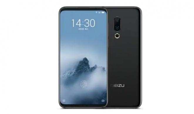 Test: Meizu 16th (Video)