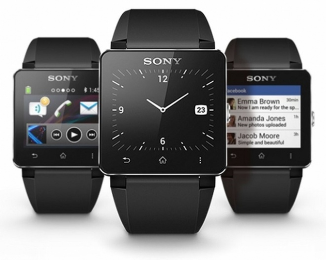 Test: Sony SmartWatch 2