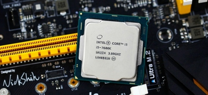 Test: Intel Core i5 7600K