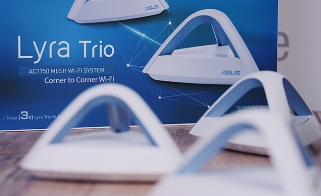 Test: ASUS Lyra Trio