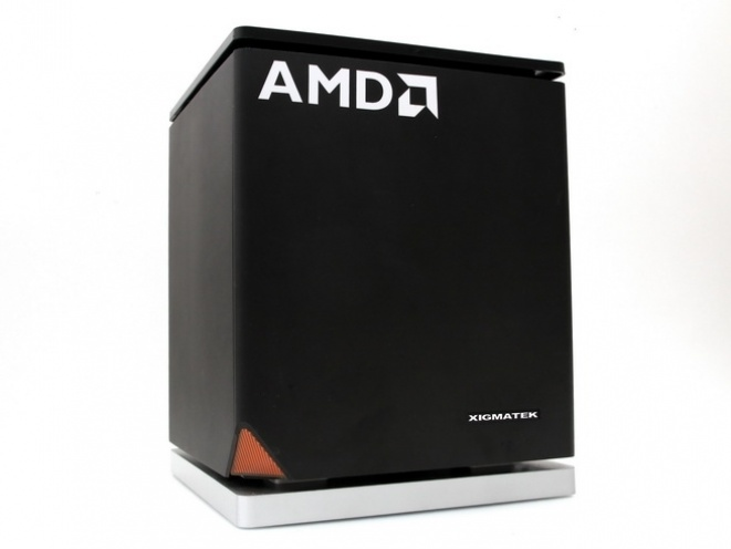 Test: AMD SkyDiver 9000