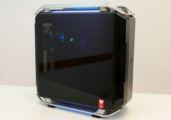 Test: Cooler Master Cosmos C700P (video)