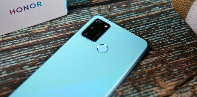 Test: Honor 9A (Video)