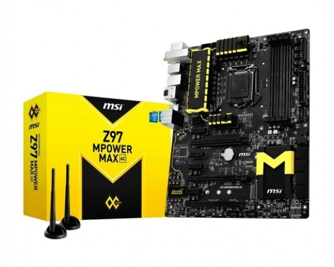 Test: MSI Z97 MPower Max AC