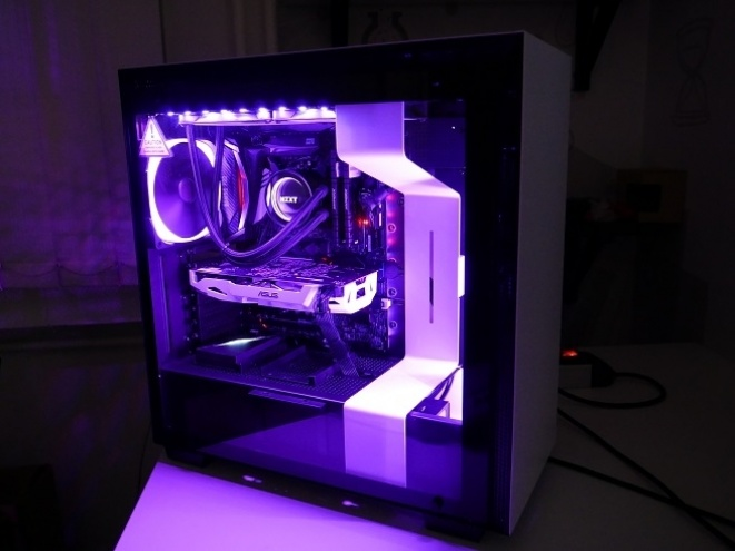Test: NZXT H700i