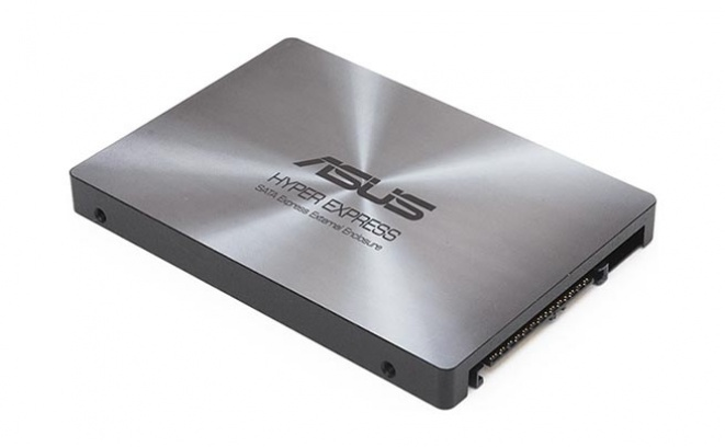 Test: Asus Hyper Express 240 GB