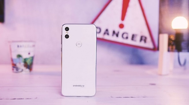 Test: Motorola One (Video)
