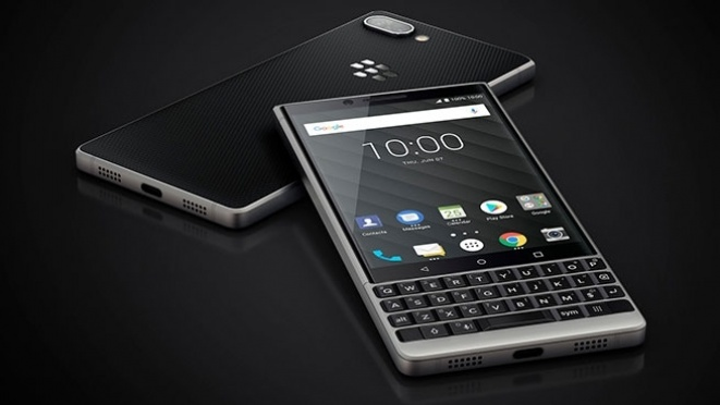Test: BlackBerry Key2 (Video)