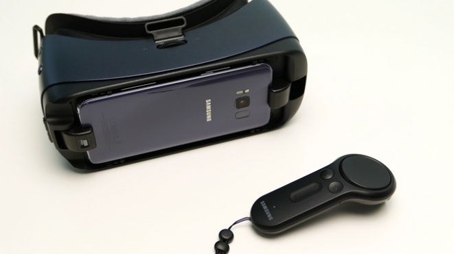 Test: Samsung Gear VR (2017) (Video)