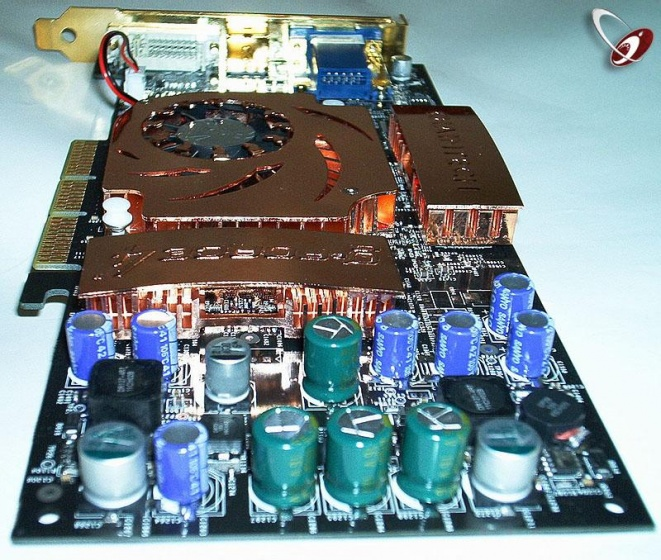 Test: Chaintech GeForce 4 Ti4600 Special Edition