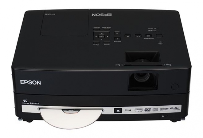 Test: Epson EH-DM3