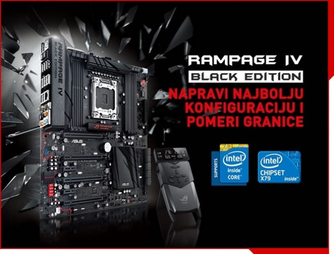 Rampage IV Black Edition