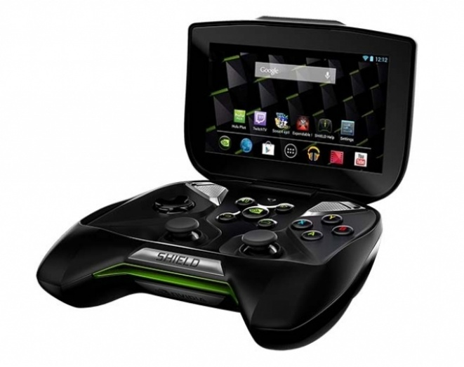 Test: Nvidia Shield