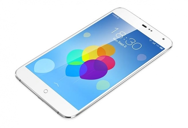 Test: Meizu MX3