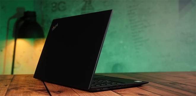 Test: Lenovo ThinkPad T14s (Video)