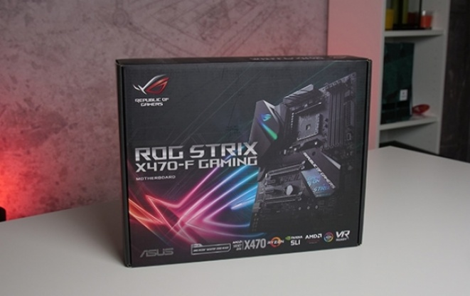 Test: ASUS ROG STRIX X470-F Gaming