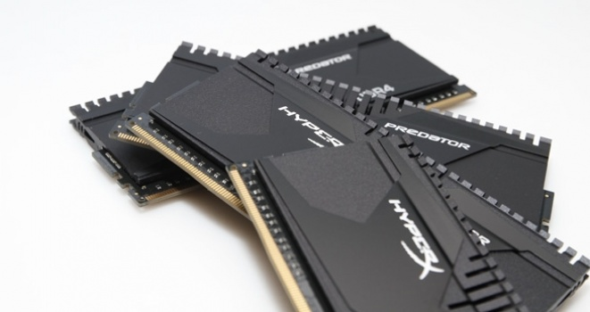 Test: Kingston HyperX Predator 3000 MHz
