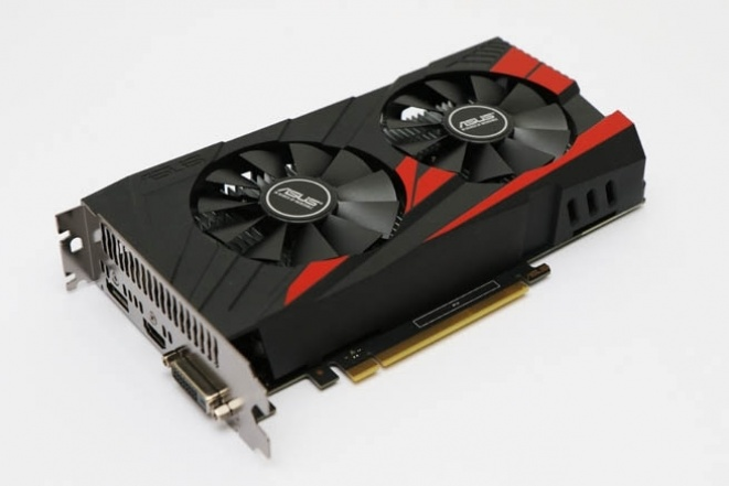 Test: Asus GeForce GTX 1050 Expedition 2 GB
