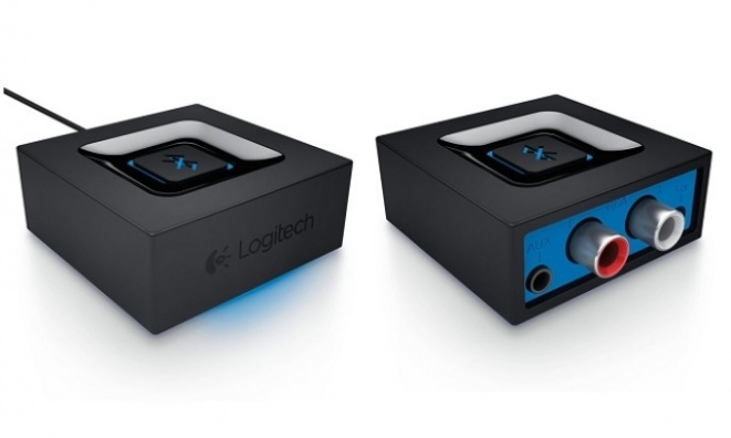 Test: Logitech X100 i BlueTooth Audio Adapter